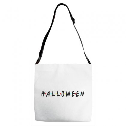 Halloween For Light Adjustable Strap Totes Designed By Pinkanzee