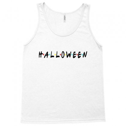Halloween For Light Tank Top Designed By Pinkanzee