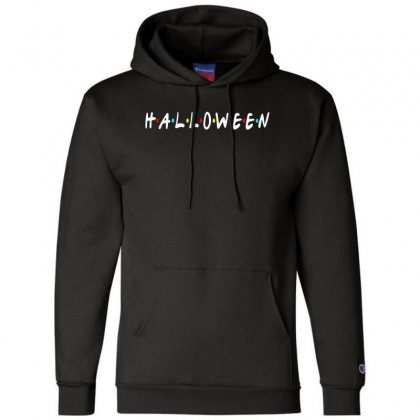 Halloween For Dark Champion Hoodie Designed By Pinkanzee