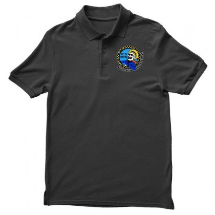 Get In Losers Skull We're Saving Halloween Town Men's Polo Shirt Designed By Pinkanzee