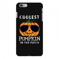 funny halloween coolest pumpkin in the patch iPhone 6 Plus/6s Plus Case | Artistshot