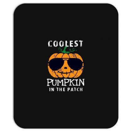 Funny Halloween Coolest Pumpkin In The Patch Mousepad Designed By Pinkanzee