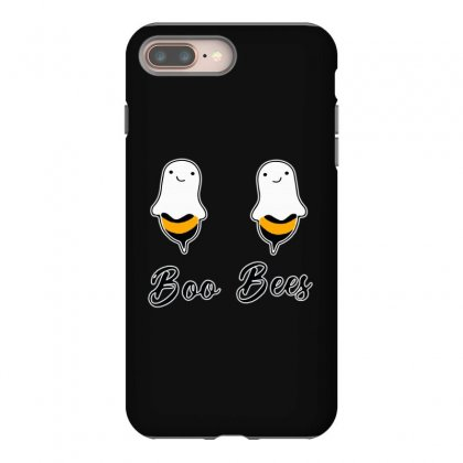 Funny Boo Bees Halloween Iphone 8 Plus Case Designed By Pinkanzee