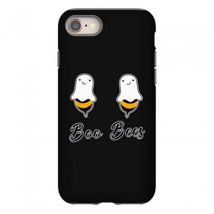 Funny Boo Bees Halloween Iphone 8 Case Designed By Pinkanzee