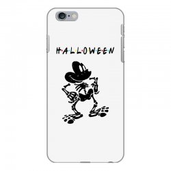 funny  mickey mouse skeleton halloween for light iPhone 6 Plus/6s Plus Case | Artistshot