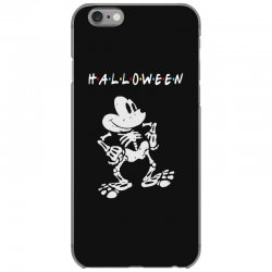 funny  mickey mouse skeleton halloween for dark iPhone 6/6s Case | Artistshot