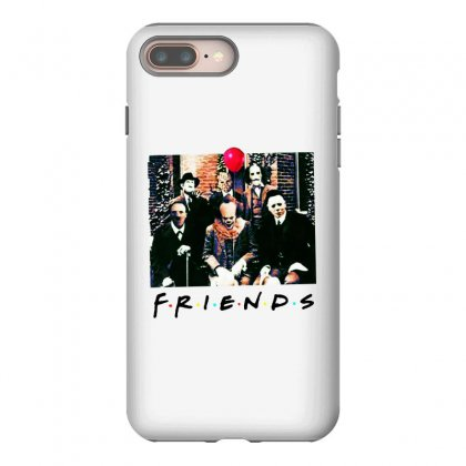 Friends Spooky Clown Jason Squad Halloween Horror For Light Iphone 8 Plus Case Designed By Pinkanzee