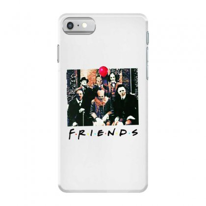 Friends Spooky Clown Jason Squad Halloween Horror For Light Iphone 7 Case Designed By Pinkanzee