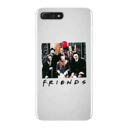 Friends Spooky Clown Jason Squad Halloween Horror For Light Iphone 7 Plus Case Designed By Pinkanzee