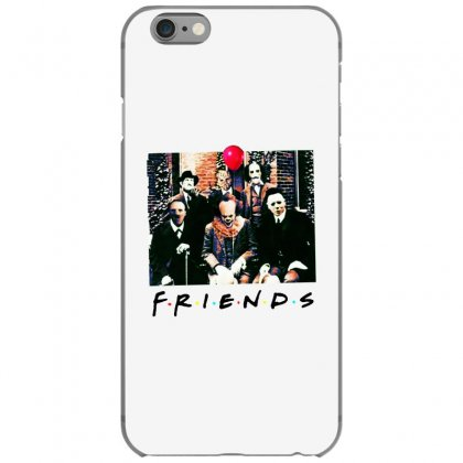 Friends Spooky Clown Jason Squad Halloween Horror For Light Iphone 6/6s Case Designed By Pinkanzee