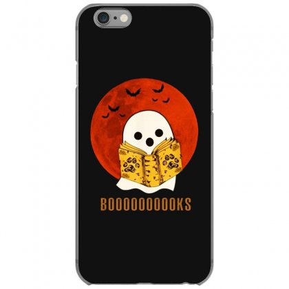 Boo Read Books Fuuny Halloween Boo Iphone 6/6s Case Designed By Pinkanzee