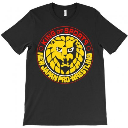 Japan Pro Wrestling T-shirt Designed By Rahmatika