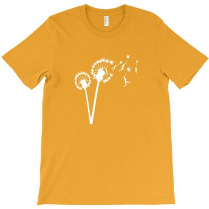 Dandylion People Flight T-shirt Designed By Erickthohir