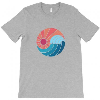 Sun & Sea T-shirt Designed By Erickthohir