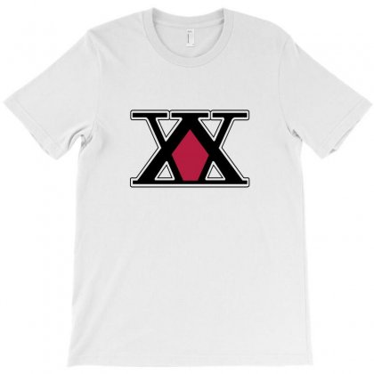 Hunter X Hunter Logo T-shirt Designed By Erickthohir