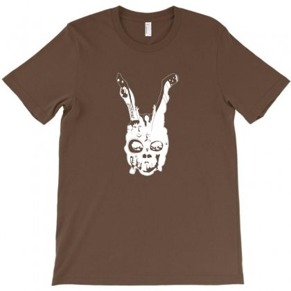 Imaginary Inkblot  Donnie Darko T-shirt Designed By Erickthohir