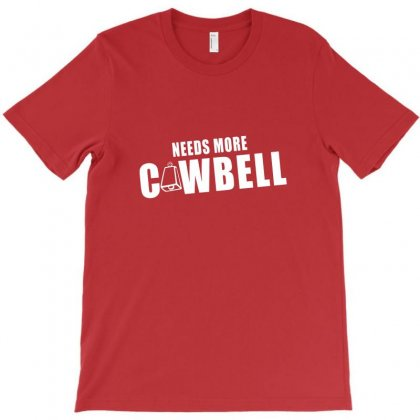 More Cowbell T-shirt Designed By Erickthohir