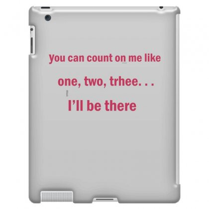 Bruno Mars Count On Me Matching Design Ipad 3 And 4 Case Designed By Leila