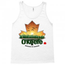 o'keefe brewery   brewed in canada Tank Top | Artistshot
