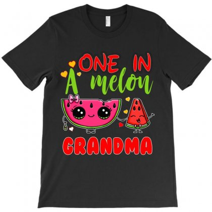 Funny Waterrmelon Family T-shirt Designed By Sabriacar