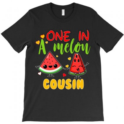Funny Waterrmelon Family ( Cousin ) T-shirt Designed By Sabriacar