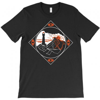 Mount Doom T-shirt Designed By Rahmatika