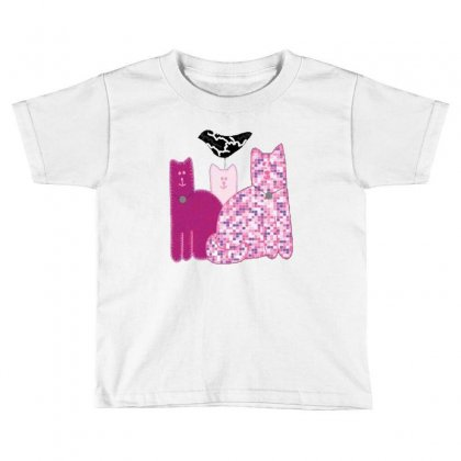 Miranda Sings Cat Toddler T-shirt Designed By Kakashop