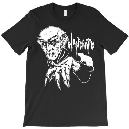 Nosferatu T-shirt Designed By Rahmatika