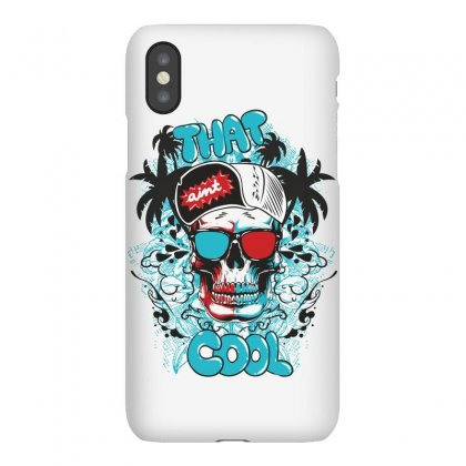 That Cool, Skull Iphonex Case Designed By Estore