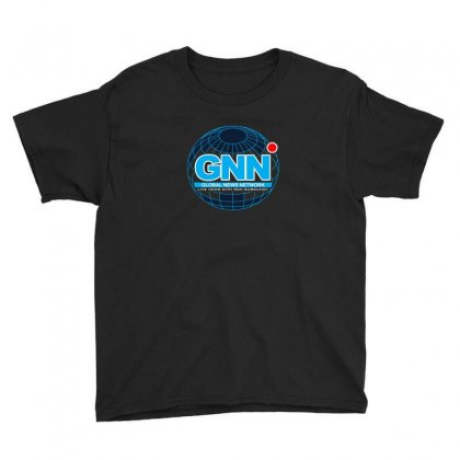 News Channel V Youth Tee Designed By Al1