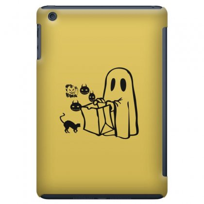 Halloween Ghost Ipad Mini Case Designed By Hassan Agwa