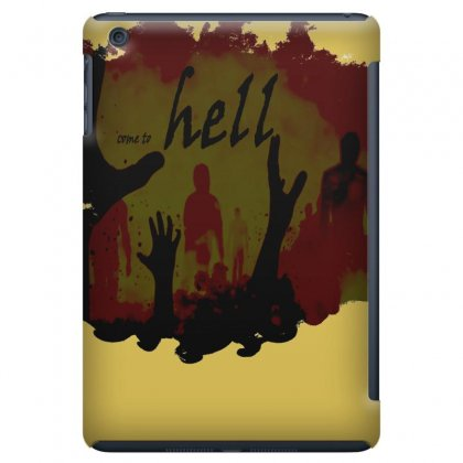 Hell Of Death Ipad Mini Case Designed By Hassan Agwa
