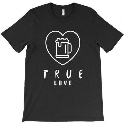 True Love T-shirt Designed By Noir Est Conception