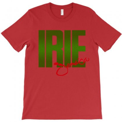 Irie Jamaica Rastaawesome, Famous, Trending,fashion,models,cute, Geek, T-shirt Designed By Fashionartis69