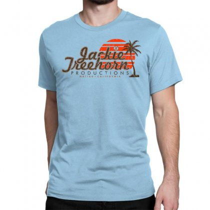 Jackie Treehorn Productions Classic T-shirt Designed By Fashionartis69