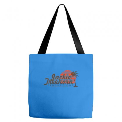 Jackie Treehorn Productions Tote Bags Designed By Fashionartis69
