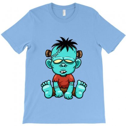 Baby Zombie T-shirt Designed By Tiococacola