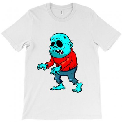 Zombie 15 T-shirt Designed By Tiococacola