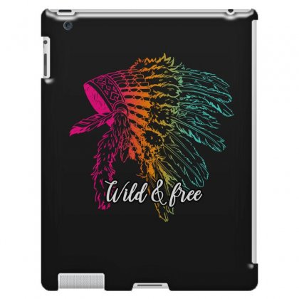 Wild & Free Ipad 3 And 4 Case Designed By Omer Acar