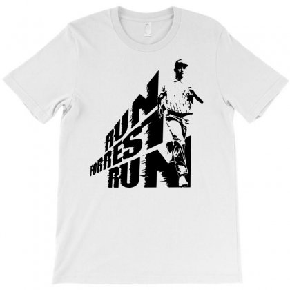 Forrest Gump T-shirt Designed By Funtee