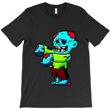 Zombie 42 T-shirt Designed By Tiococacola