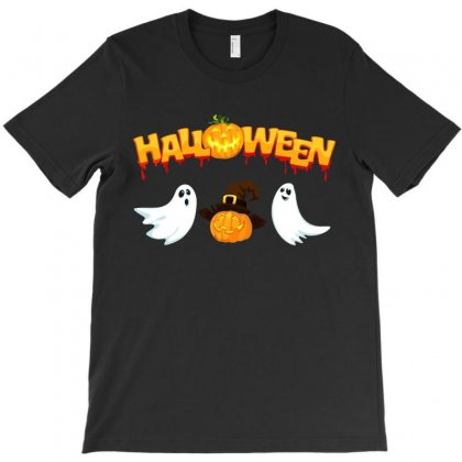 Halloween T-shirt Designed By Sabriacar