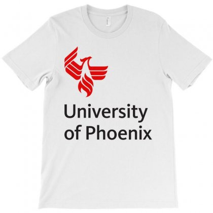 University Of Phoenix New01 T-shirt Designed By Cuser1898