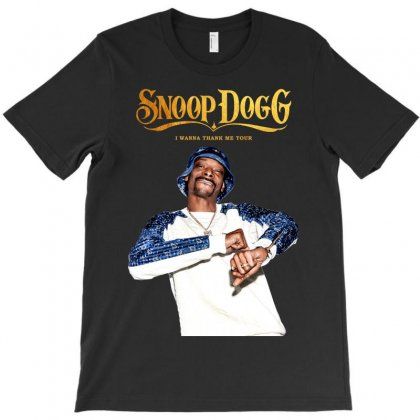 Snoop Dogg I Wanna Thank Me T-shirt Designed By Cuser1898