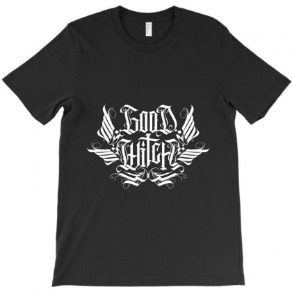 Halloween 2019 Good Witch Lettering T-shirt Designed By Tiococacola
