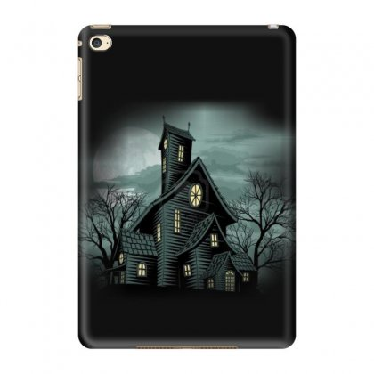 House Haunted House Ghost Building Ipad Mini 4 Case Designed By Salmanaz