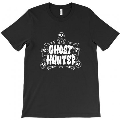 Halloween 2019 Ghost Hunter T-shirt Designed By Tiococacola