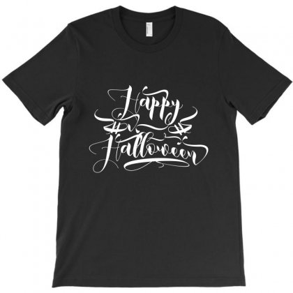 Happy Halloween 2019 T-shirt Designed By Tiococacola