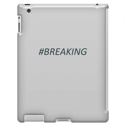#breaking Ipad 3 And 4 Case Designed By Mdk Art