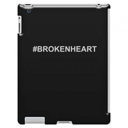 #brokenheart Ipad 3 And 4 Case Designed By Mdk Art